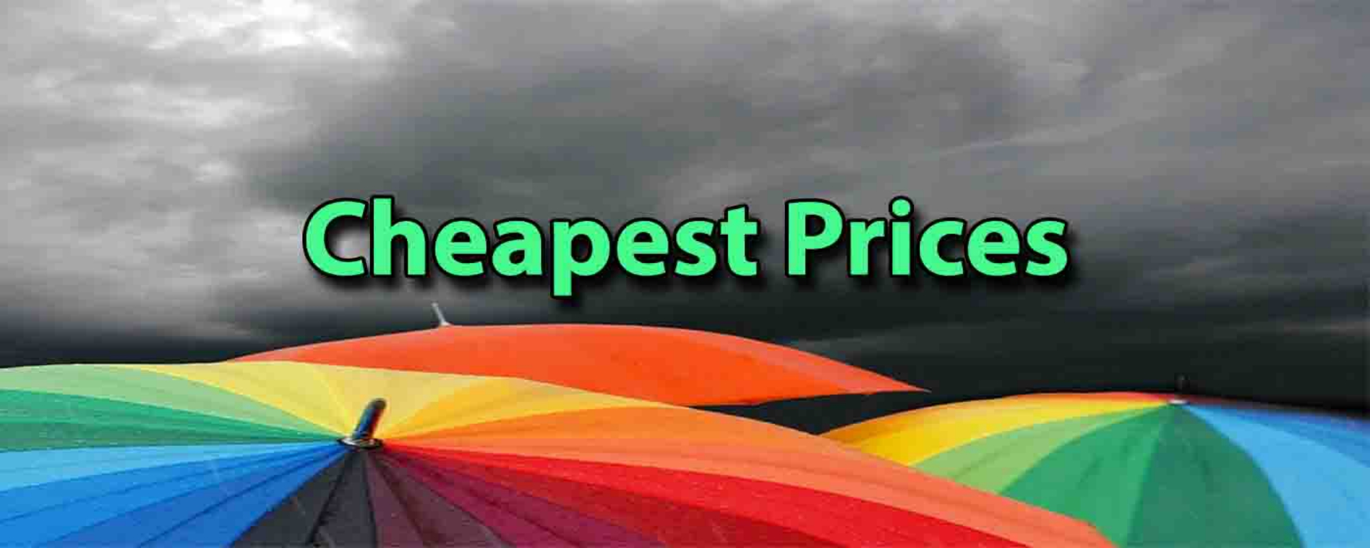 Cheapest Price! Compare it!
